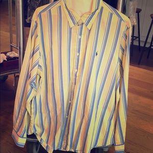 Men's Polo Ralph Lauren Dress Shirt